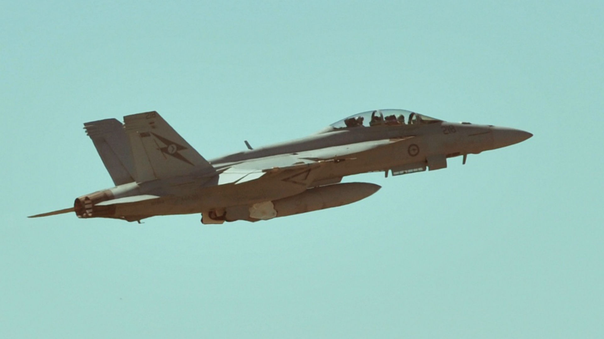 US Air Force downs Syrian fighter jet