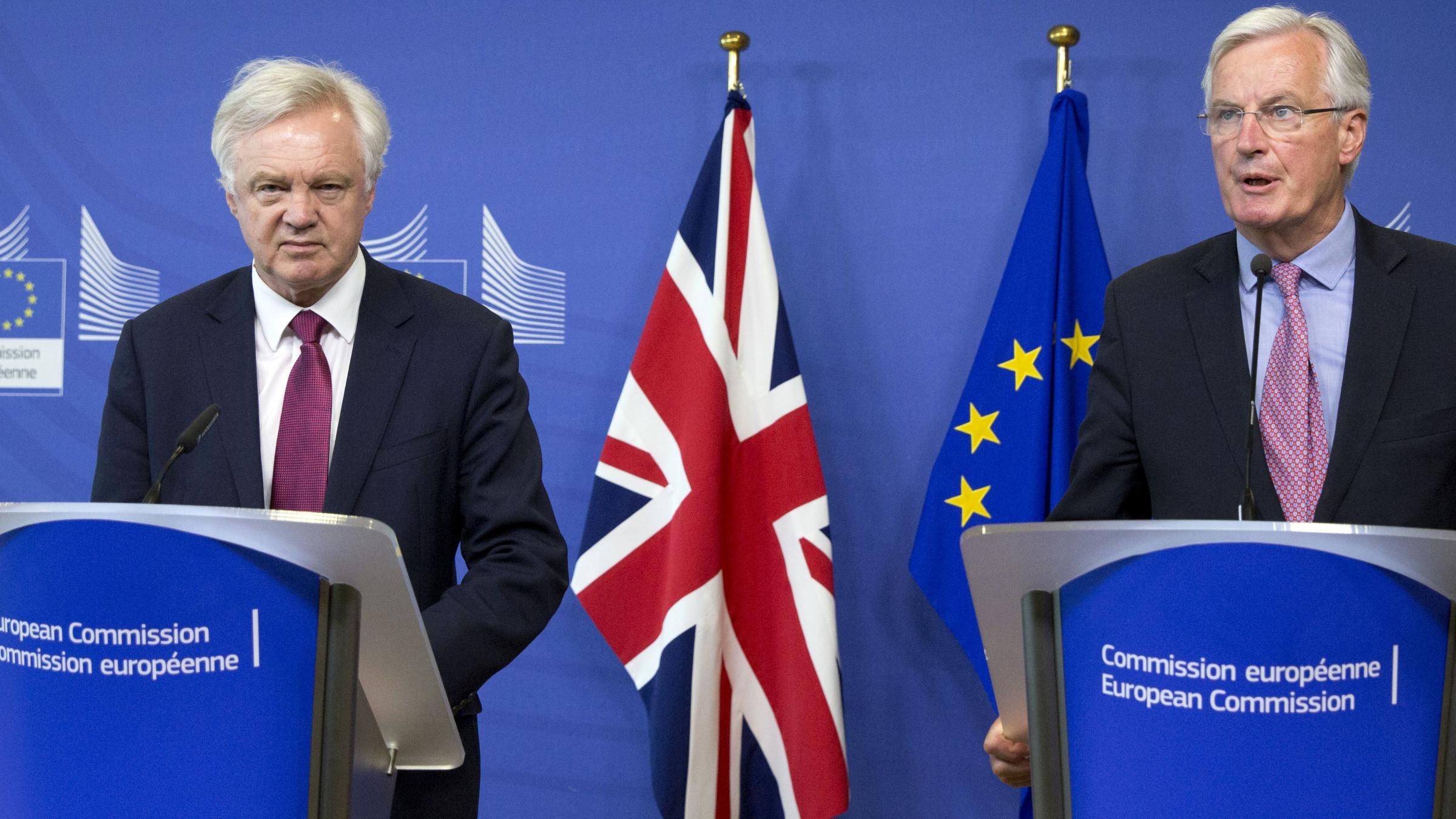 EU Judges Must Oversee Brexit Transition, Barnier Tells UK